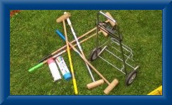 Croquet-Equipment